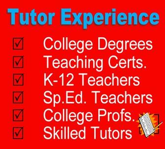 Tutor Experience